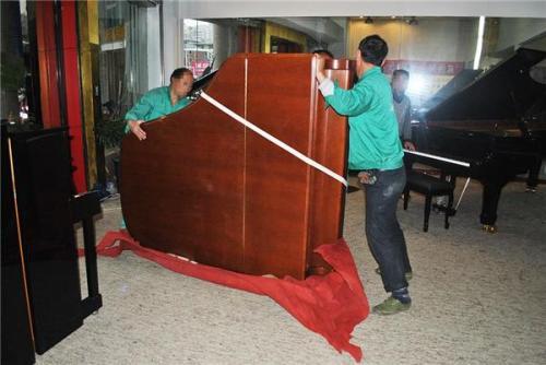 上海钢琴搬家